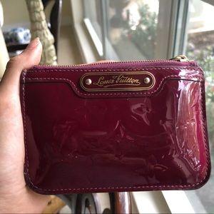 Louis Vuitton Keychain wallet.